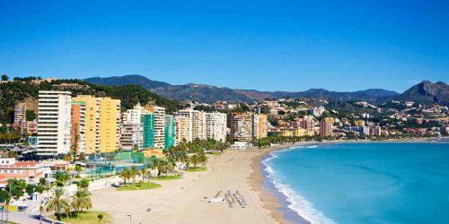 Malaga strand - stränder - malaga - resor